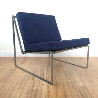 2 x Model 024 lounge chair by Kho Liang Ie for Artifort, 1960s