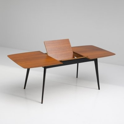 M2 dining table by Alfred Hendrickx for Belform, Belgium 1958