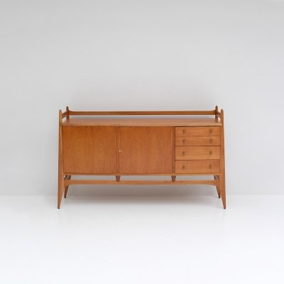 Exclusive sideboard by Emiel Veranneman, 1955