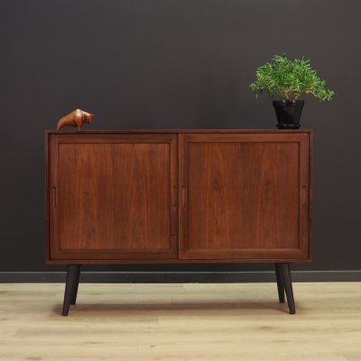Vintage cabinet in rosewood, 1960s