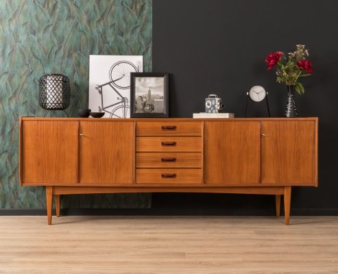 Teak sideboard by VKW Möbel, 1960s