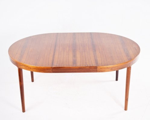 Danish Rosewood Dining Table by Harry Ostergard for Randers Mobelfabrik, 1960s