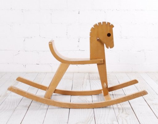 Rocking Horse 'Peter' From Konrad Keller