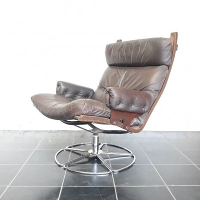 Lounge chair by Bruno Mathsson for Dux