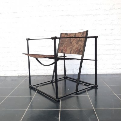 FM60 lounge chair by Radboud van Beekum for Pastoe, 1980s