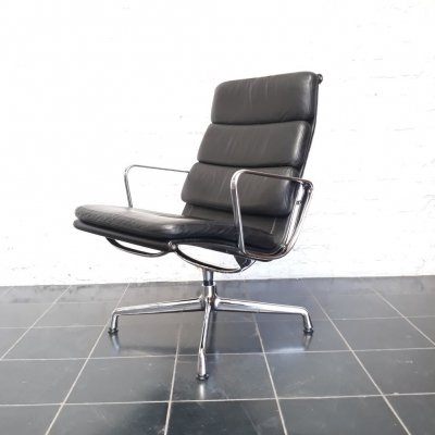 EA215 lobby/lounge chair by Eames for Herman Miller by Vitra, 1990s