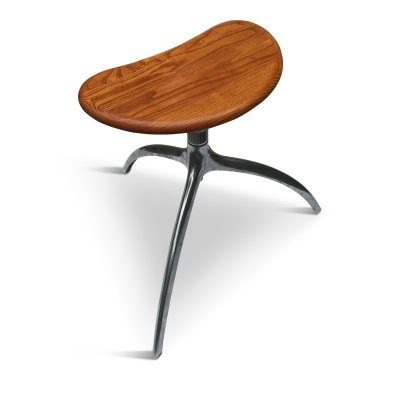 Vintage Italian Tripod 'Tree' Side Table by Paolo Rizzatto for Alias, 1990s