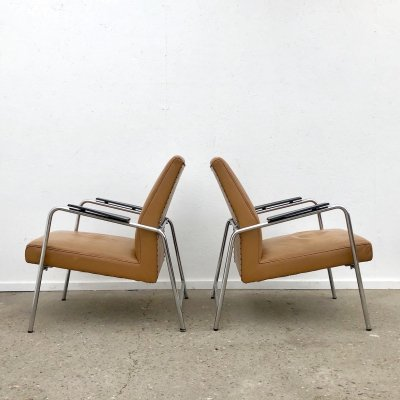 Vintage armchairs by Bremshey & Co, 1950s
