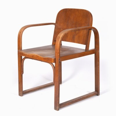Tatra Möbel AG arm chair, 1950s