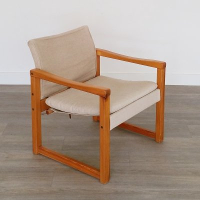 'Diana' Chair by Karin Mobring for Ikea, 1970s