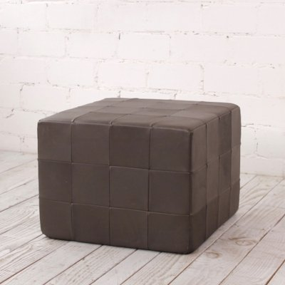 Patchwork Pouf from De Sede