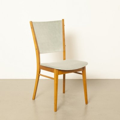Danish dining room chair, 1950s