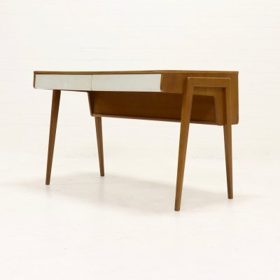 Mid Century Dutch Writing Desk by Everest, 1950s