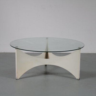 TZ75 Coffee Table by Werner Blaser for 't Spectrum, the Netherlands 1960s