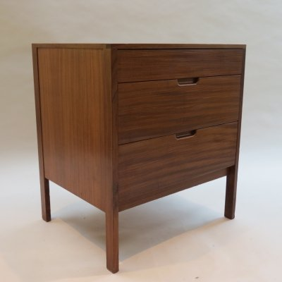 1960s Afrormosia Chest of Drawers by Richard Hornby for Fyne Ladye