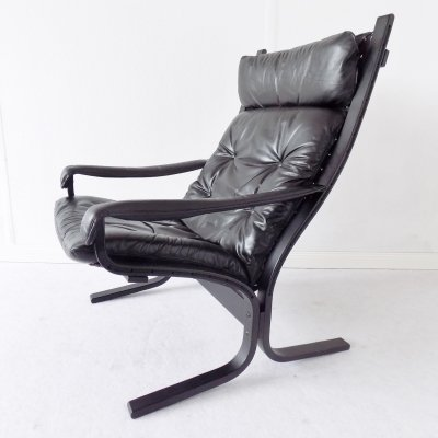 Highback Siesta Chair by Ingmar Relling for Westnofa