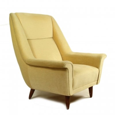 Danish Armchair by Georg Thams, 1970s
