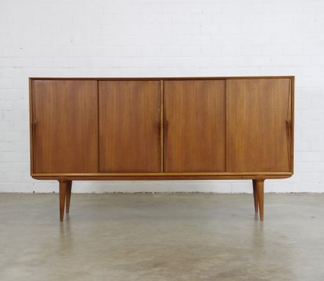 Model 19 sideboard by Gunni Omann for Omann Jun Møbelfabrik, 1960s