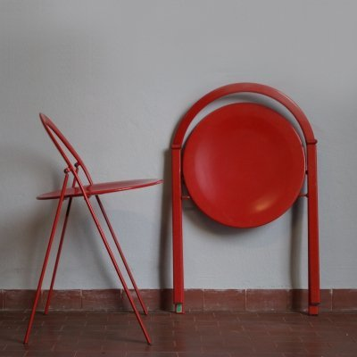 Folding chair by Cidue