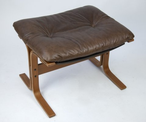 Siesta Ottoman by Ingmar Relling for Westnofa Norway, 1960s
