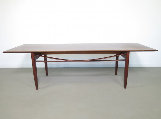 Teak coffee table, 1960's