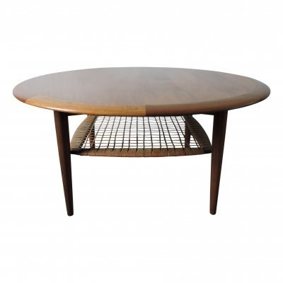 Mid-Century Coffee Table by Johannes Andersen for CFC Silkeborg, 1960s