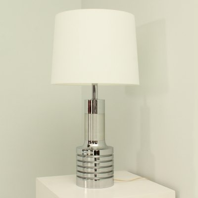 Large Table Lamp, 1970's