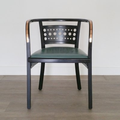 Chair No. 6526 by Otto Wagner for Thonet, 1992