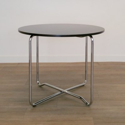 B 26 Table by Marcel Breuer for Thonet, 1990s