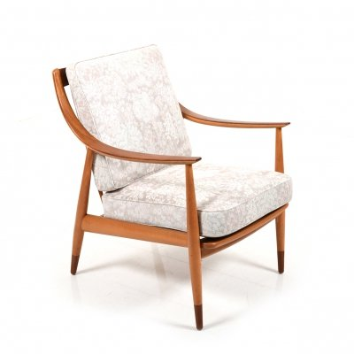 Orla Mølgaard-Nielsen & Peter Hvidt Easychair by France & Daverkosen, early 1950s