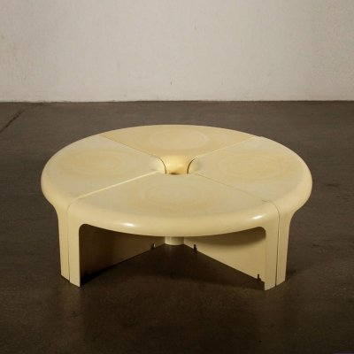 '700' Coffee Table by Rodolfo Bonetto for Bernini