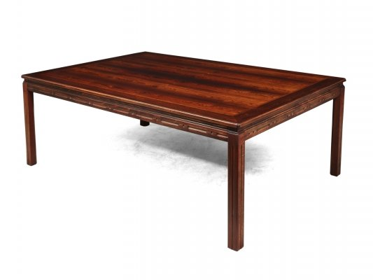 Mid century Danish Rosewood Coffee Table, c1960