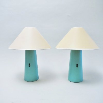 Pair of Ibiza wall lamps by Maison Arlus, 1980s