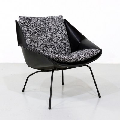 FM08 lounge chair by Cees Braakman for Pastoe, 1950s