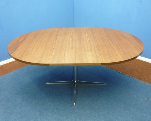 Teak Dining Table by Tecta, 1960s