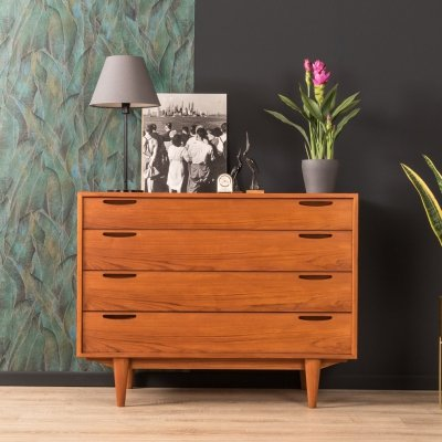 Chest of drawers by Arne Hovmand Olsen, Denmark 1960s