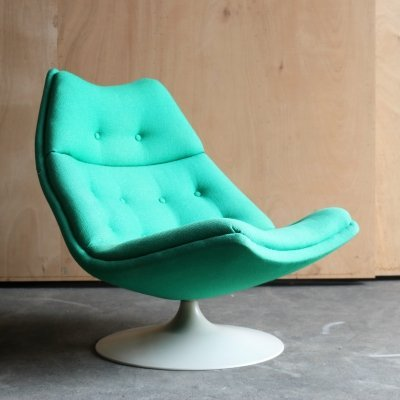 F511 lounge chair by Geoffrey Harcourt for Artiforte, 1960s