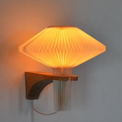 Model 204 wall lamp by Vilhelm Wohlert