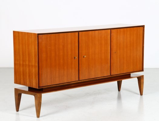 Mod. 1102 Sideboard by Gio Ponti (Expertise by Salvatore Licitra, Archives Gio Ponti)