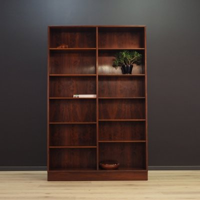 Rosewood bookcase by Omann Jun, 1970s