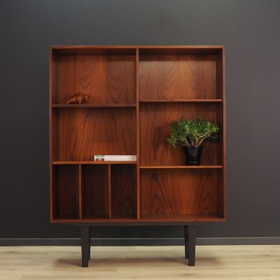 Rosewood bookcase by Ib Kofod Larsen, 1970s