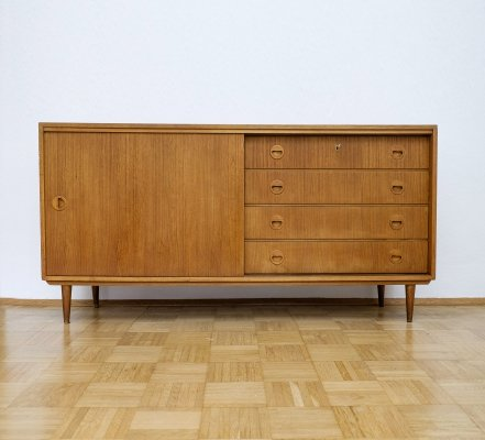 Teak Sideboard from Musterring Germany, 1960s