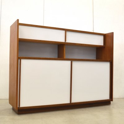 Rare Le Corbusier Highboard from the Unite d'Habitation de Firminy, 1965 - 1967