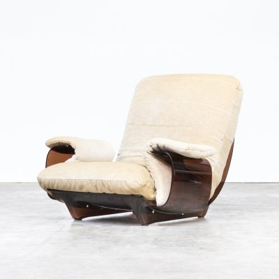 Michel Ducaroy 'Marsala' chair for Ligne Roset, 1970s