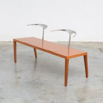 Royalton Bench by Philippe Starck, 1991