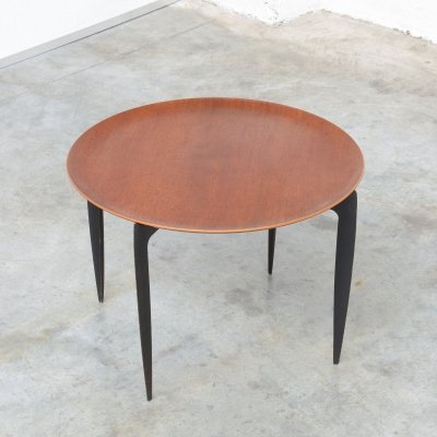 Tray Table by H. Engholm & Svend Willumsen for Fritz Hansen