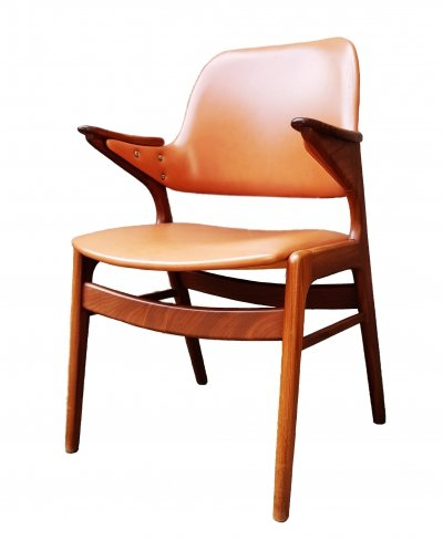 Vintage Arm Chair for Pynock, 1960s