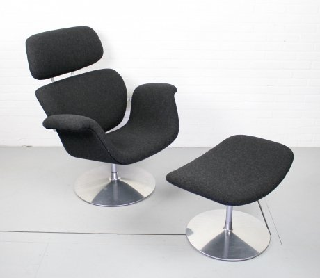 Design Stoelen 2e Hands.Artifort 252 Vintage Design Items