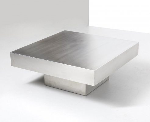 Haifa coffee table by Michel Boyer for Rausch, 1960s