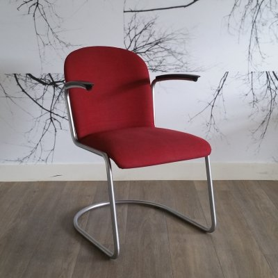 Arm Chair 413 by W.H. Gispen for Gispen, 1950s/1960s